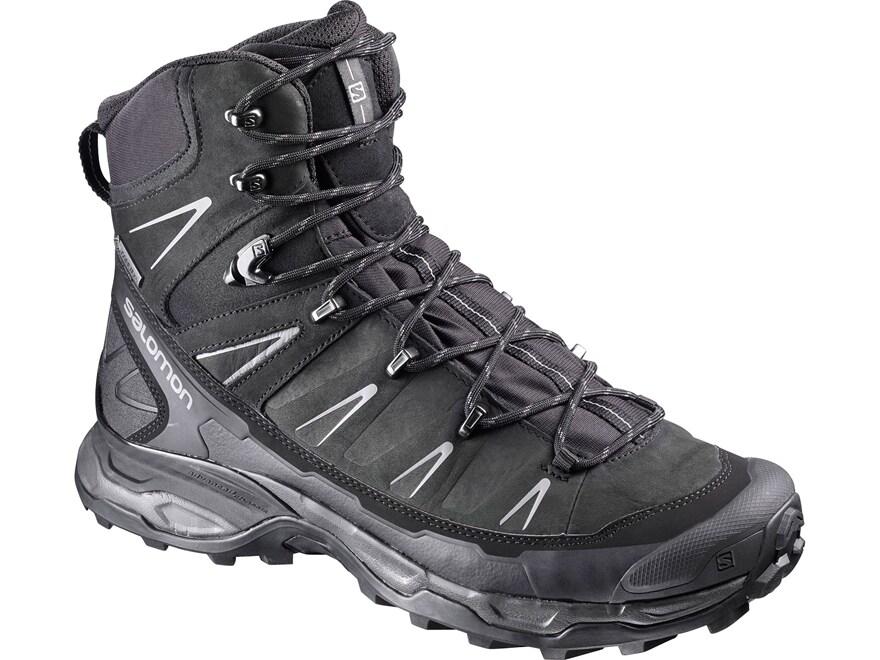 "Salomon X Ultra Trek GTX 6"" Waterproof GORE-TEX Hiking Boots Leather/Synthetic Men's"