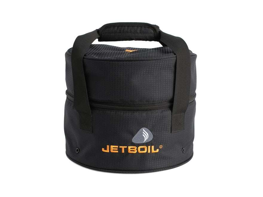 Jetboil Genesis System Carry Bag Polyester Black