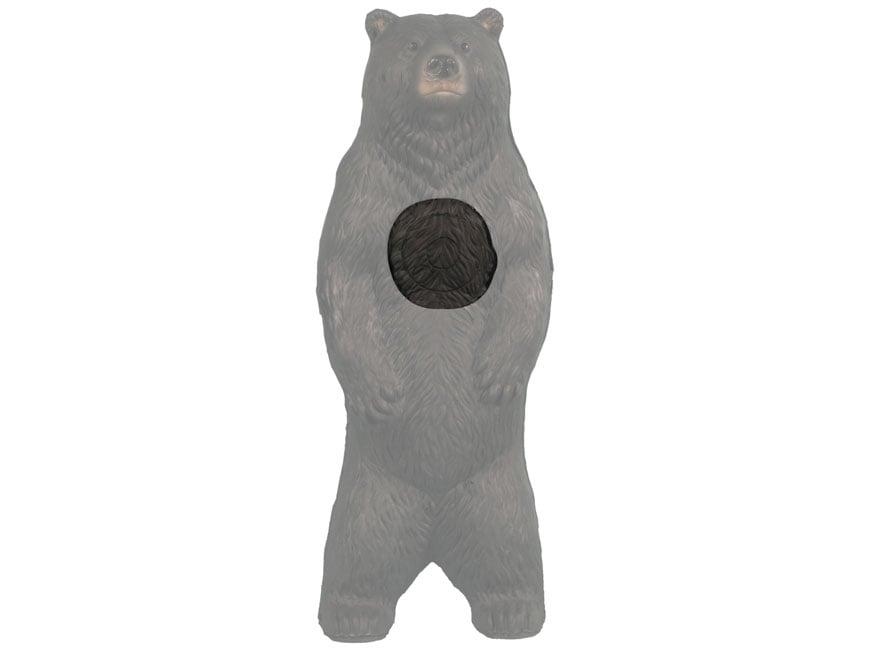 Rinehart Small Black Bear 3-D Foam Archery Target Replacement Insert