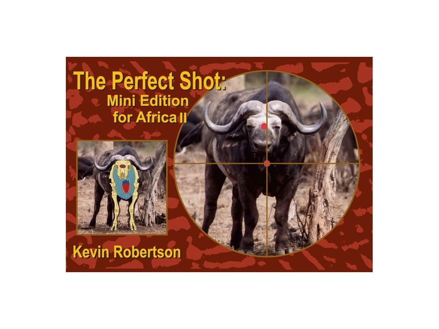 """""""The Perfect Shot: Mini Edition for Africa II"""" by Kevin Robertson"""