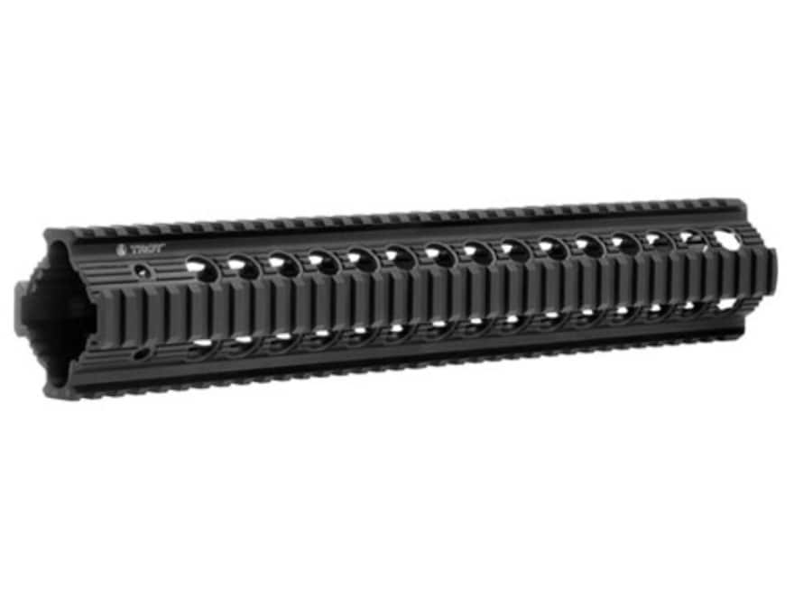 Troy Industries Bravo Battle Rail Free Float Quad Rail Handguard AR-15