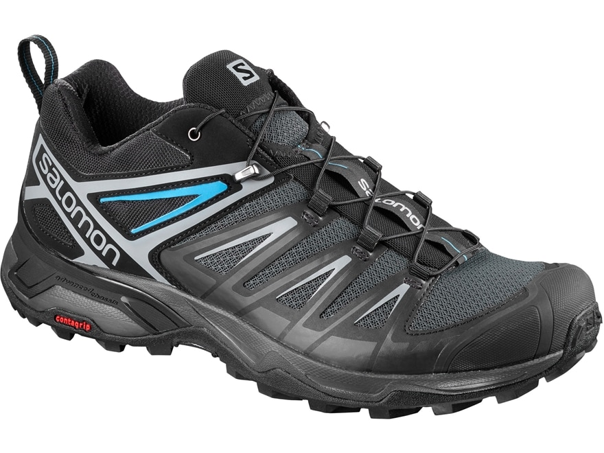 """Salomon X Ultra Mid 3 4"""" Hiking Shoes Synthetic Men's"""