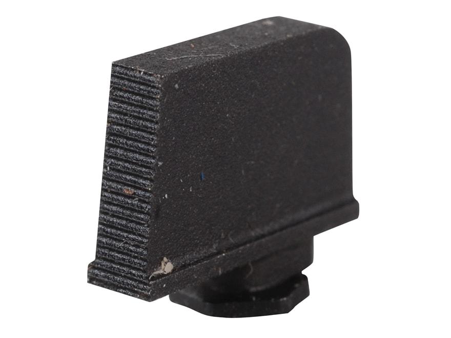 Kensight Front Sight Glock All Models Steel Black Serrated Blade