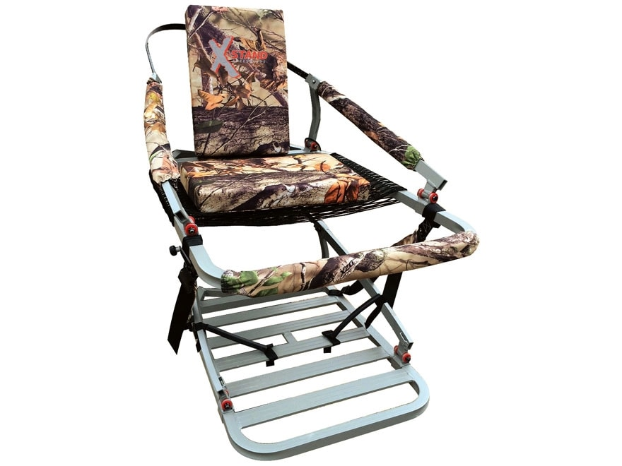 X-Stand The X-Scape Climbing Treestand Aluminum