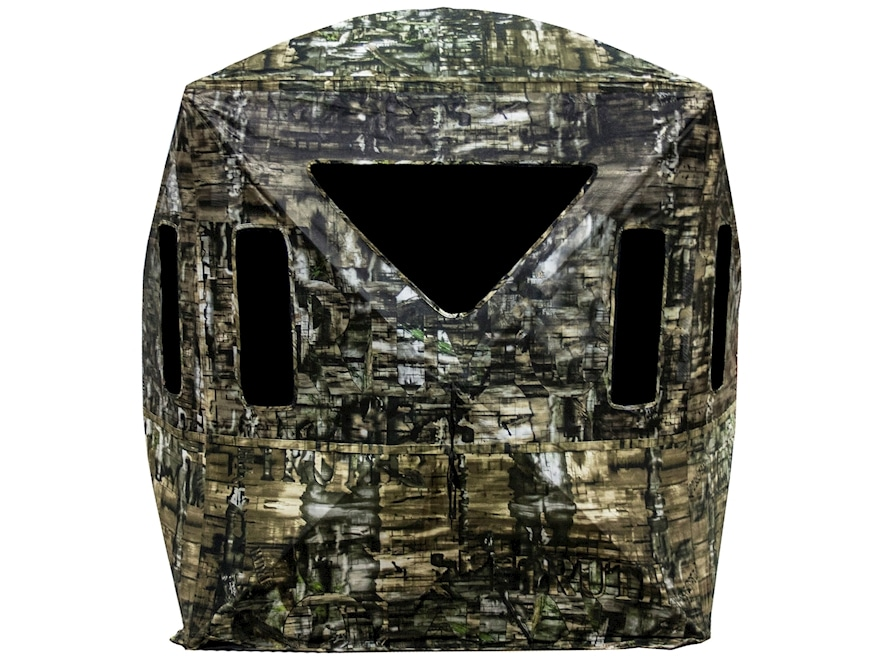 """Primos Double Bull Surroundview 270 Ground Blind 73"""" x 73"""" x 70"""" Polyester Truth Camo"""