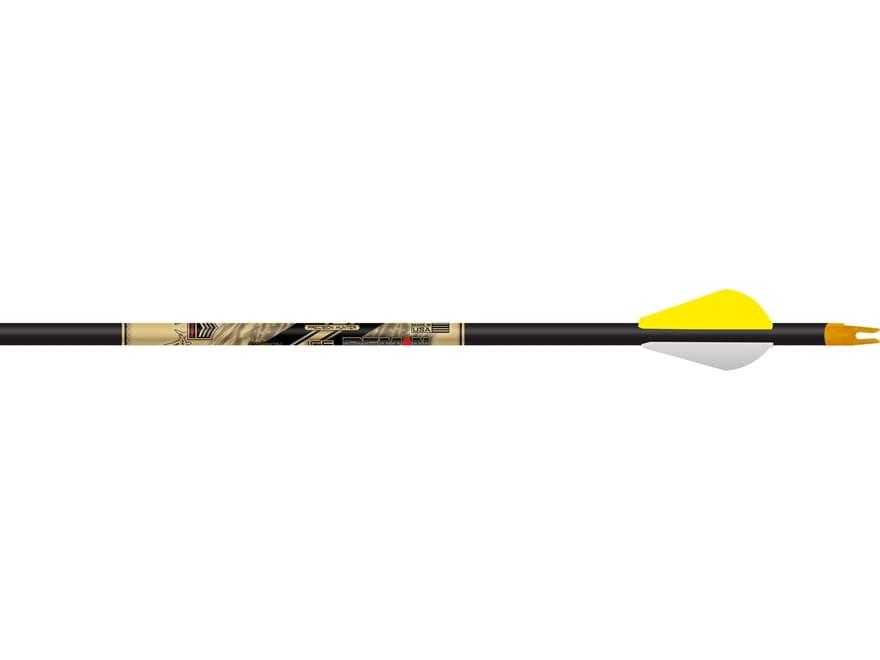 """Beman ICS Precision Hunter Carbon Arrow 2"""" XPV Vanes Pack of 6"""
