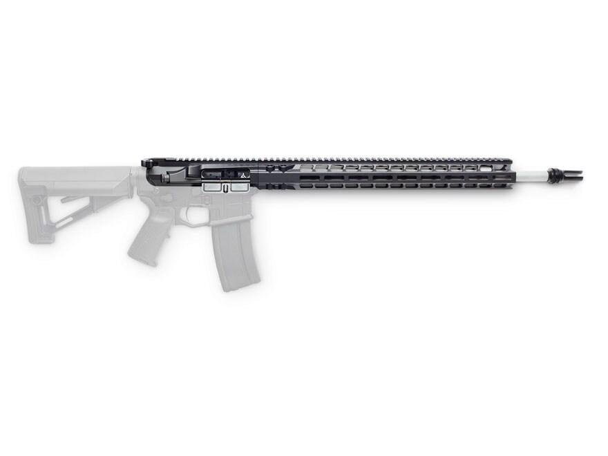 """Radian AR-15 Model 1 Upper Receiver Assembly 22 Nosler 20"""" Barrel with M-Lok Handguard ..."""
