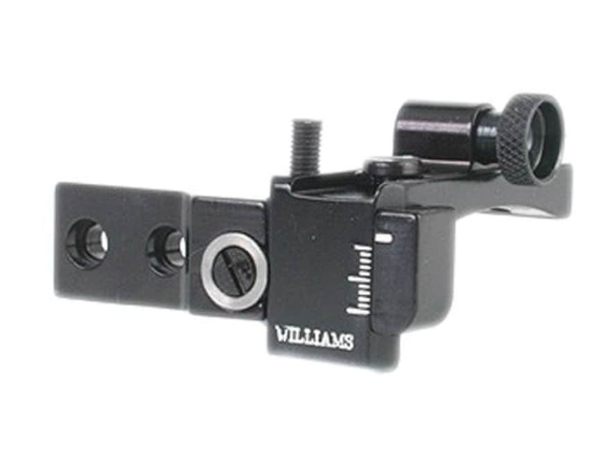 Williams 5D-RU Receiver Peep Sight 44 Ruger Carbine, 10/22 (all models) Including 10/22...