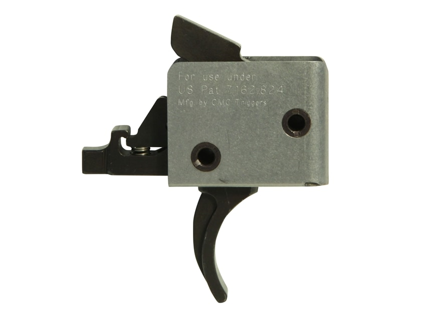 """CMC Triggers 1-3 Match Grade Drop-In Trigger Group AR-15, LR-308 Small Pin .154"""" Two St..."""
