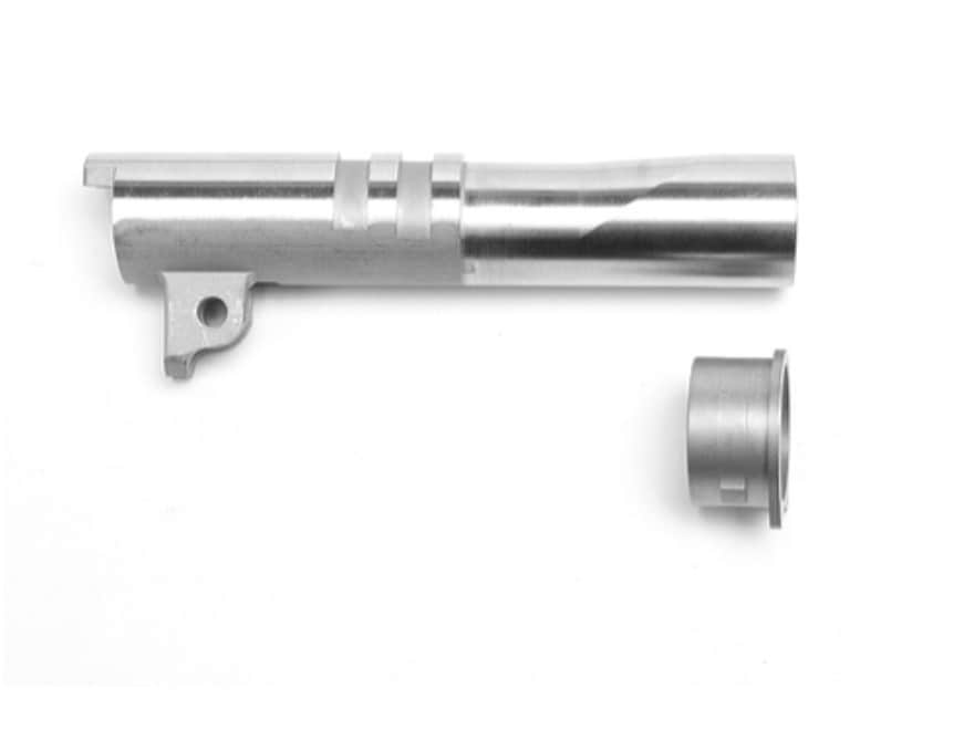 "Wilson Combat Match Grade Barrel with Bushing 1911 Officer 45 ACP 1 in 16"" Twist 3-1/2""..."