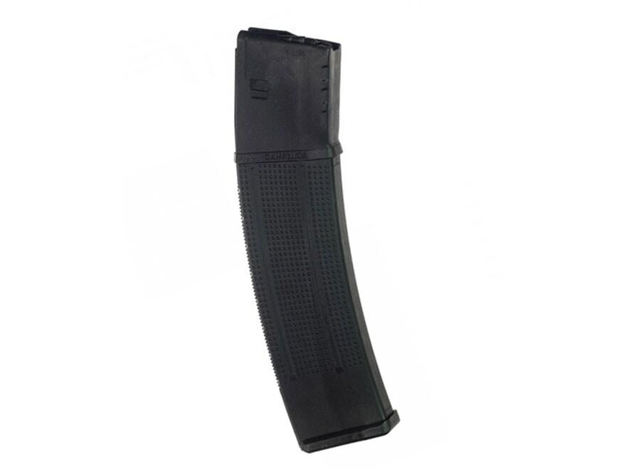 ProMag RollerMag Magazine AR-15 223 Remington, 5.56x45mm, 300 AAC Blackout Polymer Black
