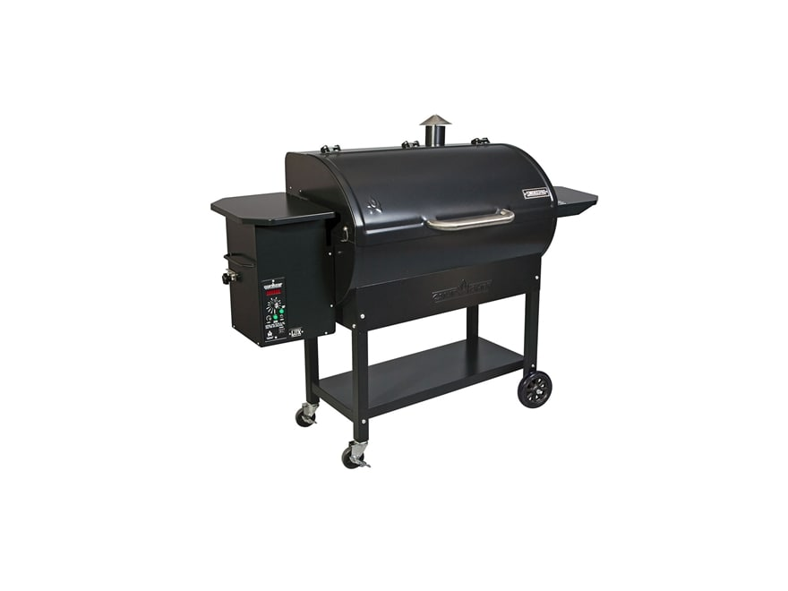 Camp Chef SmokePro LUX Pellet Grill Black