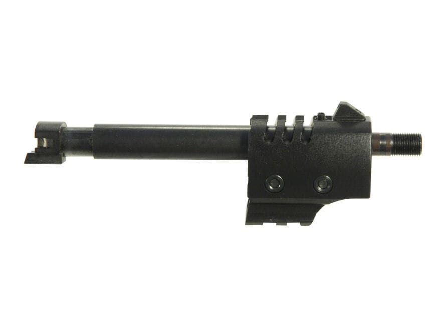 """Walther Barrel-Set Target 5"""" P22 Q Style"""