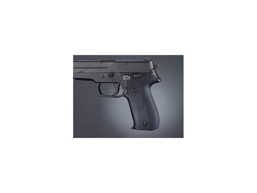 Hogue Rubber Grip Panels Sig Sauer P226 Black