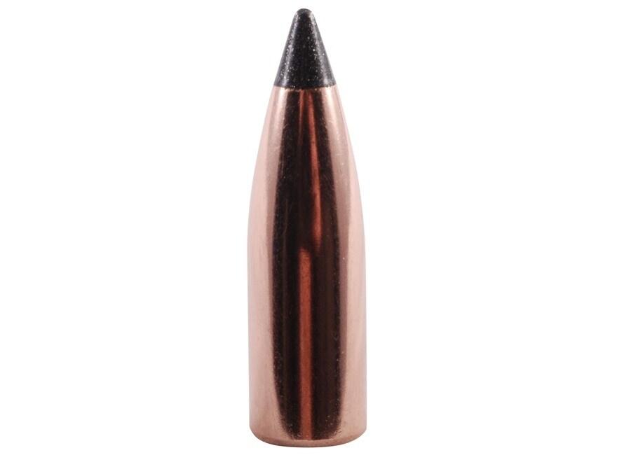 Nosler Varmageddon Bullets 243 Caliber, 6mm (243 Diameter) 70 Grain Tipped Flat Base