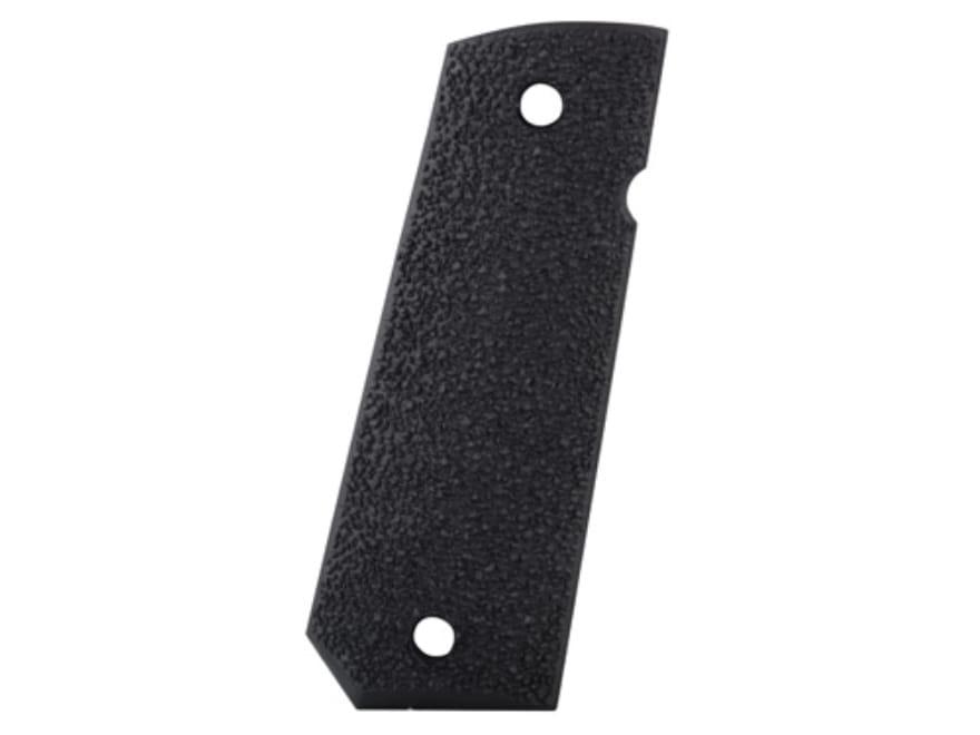 ERGO XTR Hard Rubber Grip Panels Aggressive Texture Tapered Bottom 1911 Government, Com...