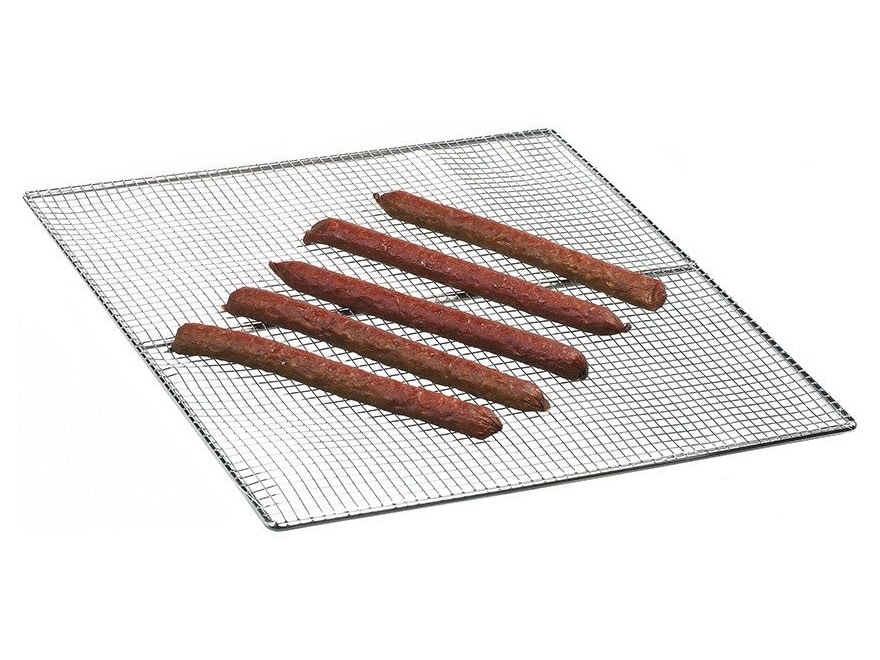 Eastman Outdoors Meat and Jerky Drying Rack Chrome