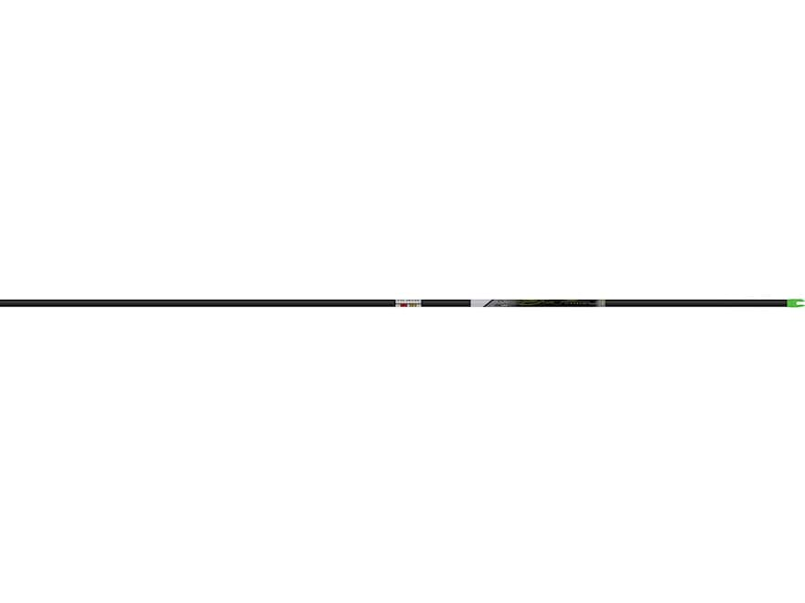 Easton Axis Pro Carbon Arrow Shaft Black Pack of 12