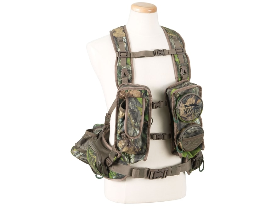 ALPS Outdoorz NWTF Long Spur Turkey Vest Mossy Oak Obsession Camo