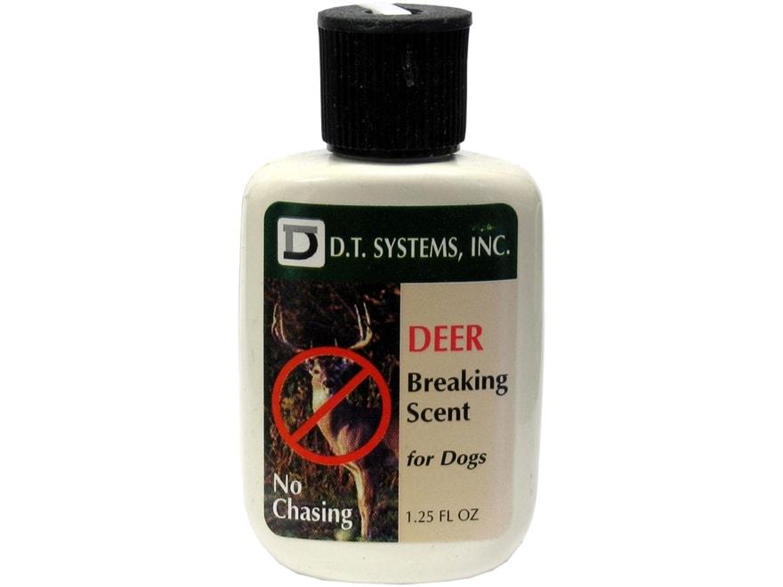 D.T. Systems Super Pro Series Dog Training Deer Breaking Scent 1.25 oz