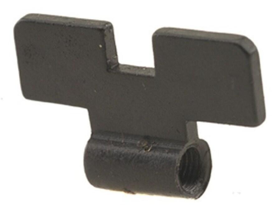 "Smith & Wesson Rear Sight Blade .196"" Black K, L, N-Frame"