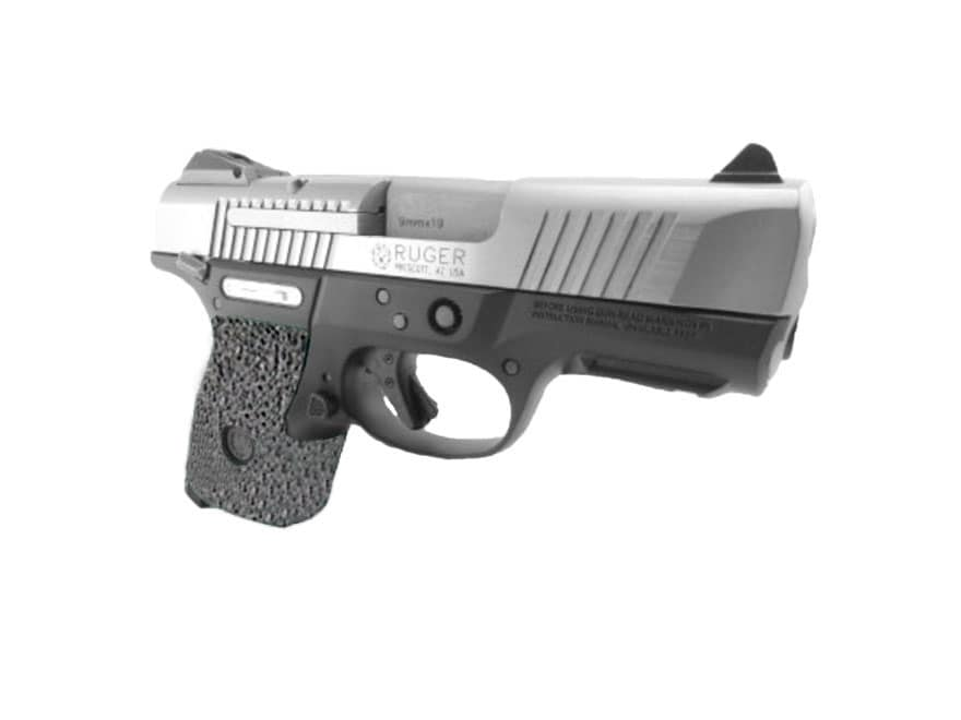 Talon Grips Grip Tape Ruger SR9C, SR40C Compact Rubber Black