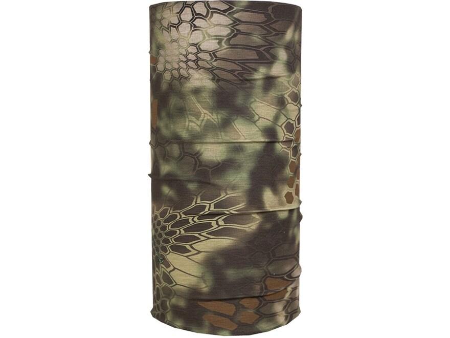 Kryptek Neck Gaiter Polyester Mandrake Camo