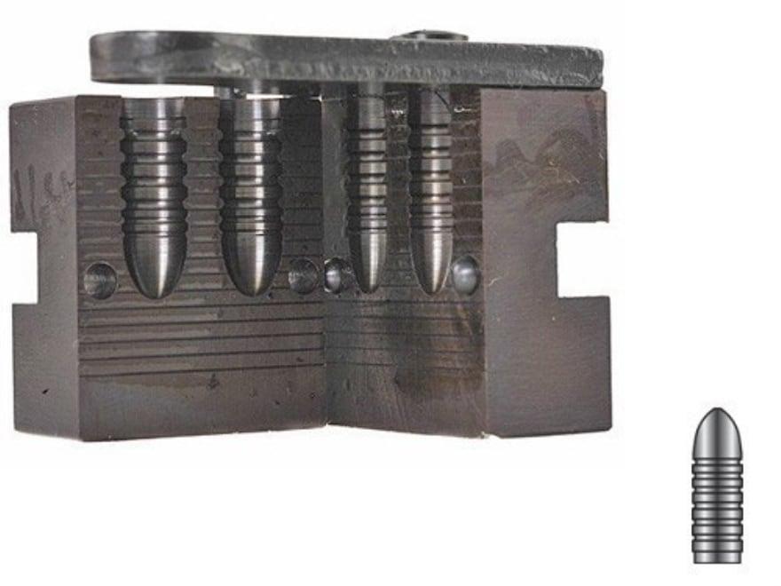 Lyman 2-Cavity Bullet Mold #323470 8mm (325 Diameter) 165 Grain Round Nose Gas Check