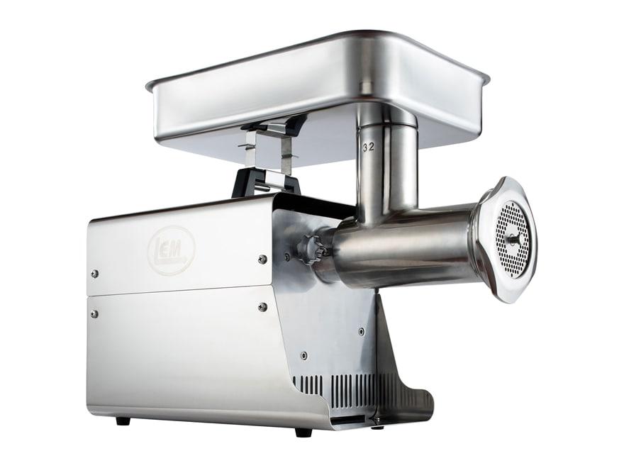 lem 32 big bite meat grinder 1 5 hp ss mpn 17821