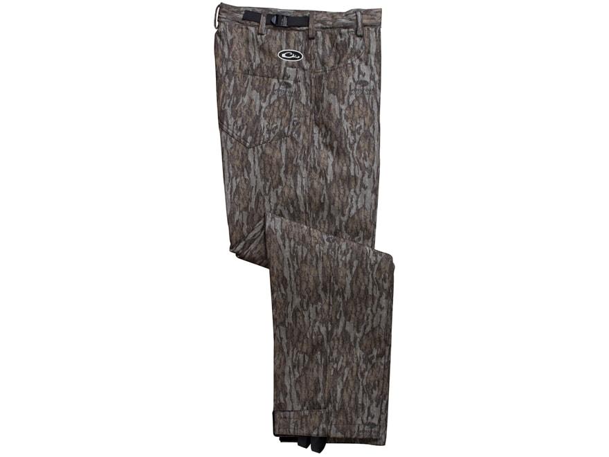 Drake Men's MST Bonded Fleece Wader Pants Polyester