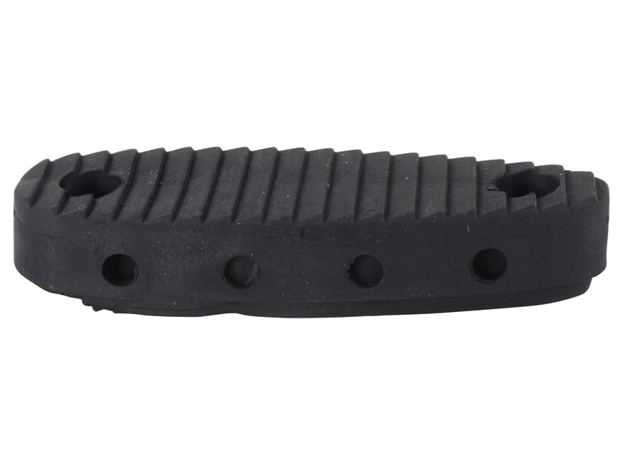 John Masen Recoil Pad AR-15 A2 Stock with Trapdoor Rubber Black