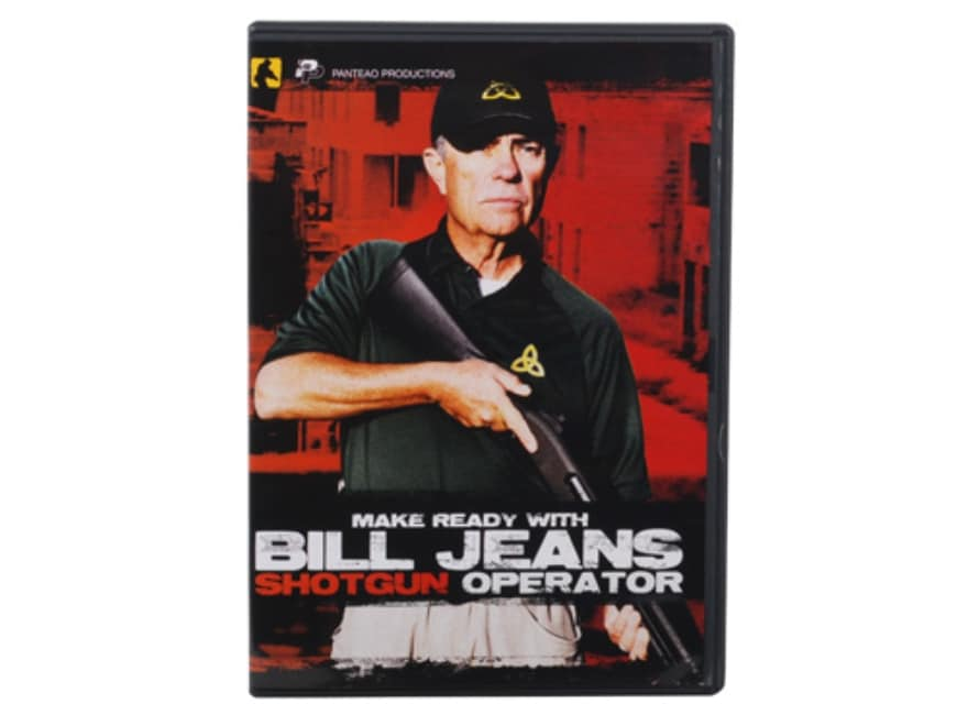 "Panteao ""Make Ready with Bill Jeans: Shotgun Operator"" DVD"