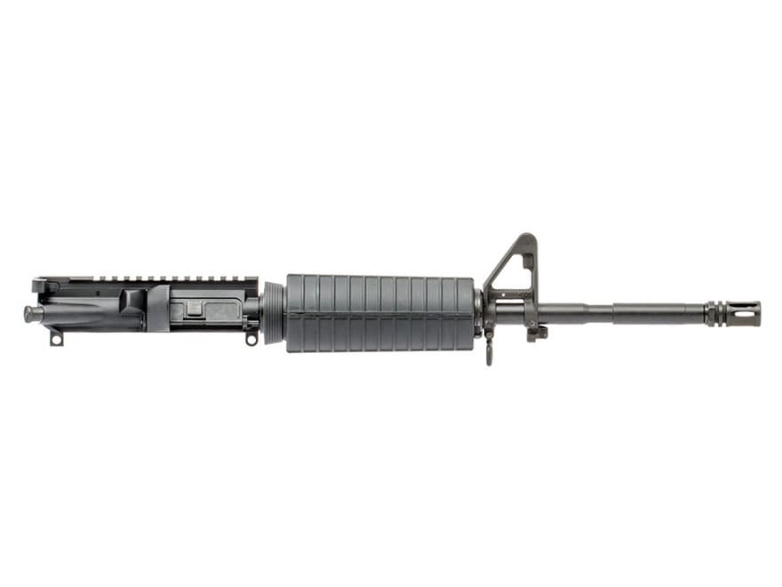 CMMG AR-15 Mk4LE Upper Receiver Assembly with A2 Front Sight Gas Block 22 Long Rifle 16...