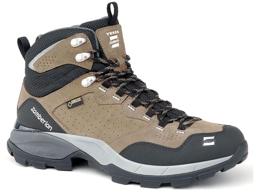 "Zamberlan 252 Yeren GTX RR 5"" Waterproof Hiking Boots Gore-Tex Suede Men's"