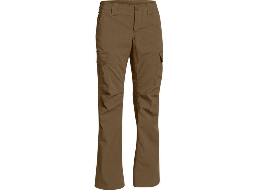 Under Armour Women's UA Tac Patrol Tactical Pants Polyester