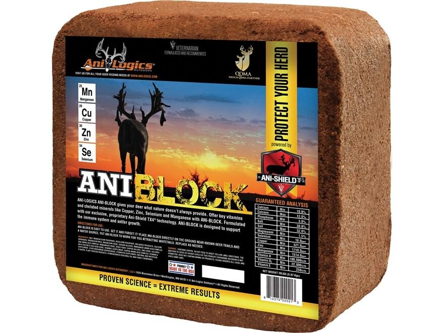 Anilogics Ani-Block Deer Supplement