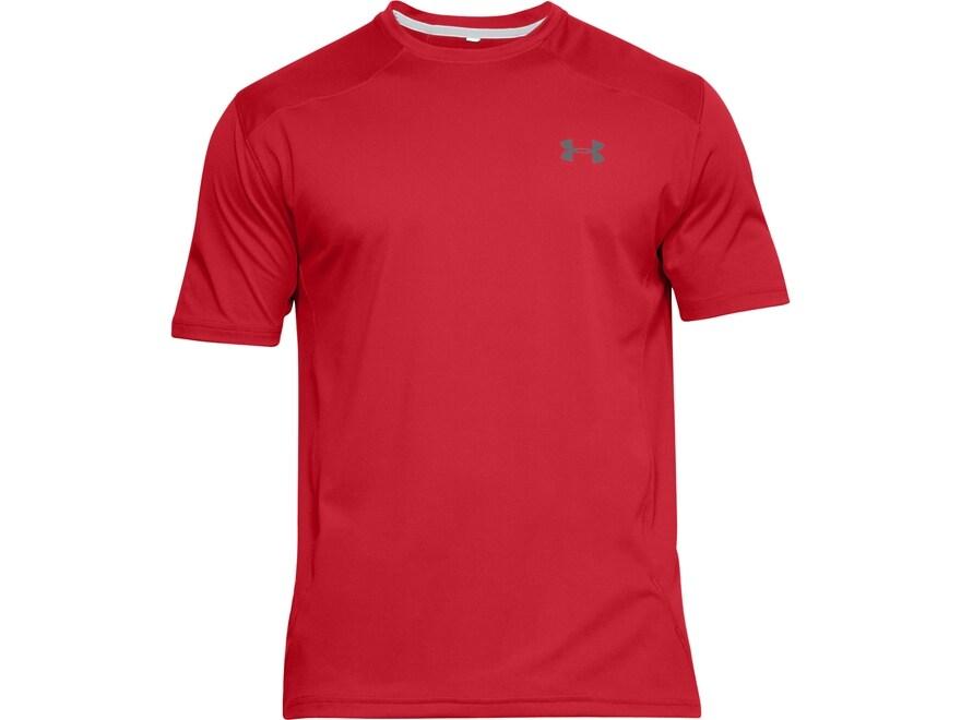 Under Armour Men's UA Sunblock T-Shirt Short Sleeve Polyester