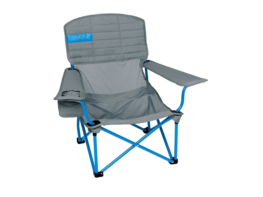 Kelty Mesh Lowdown Camp Chair Polyester and Steel