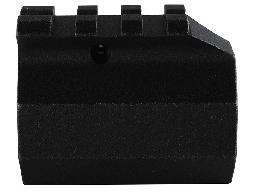 "DPMS Gas Block Single Picatinny Rail AR-15, LR-308 Standard Barrel .750"" Inside Diamete..."
