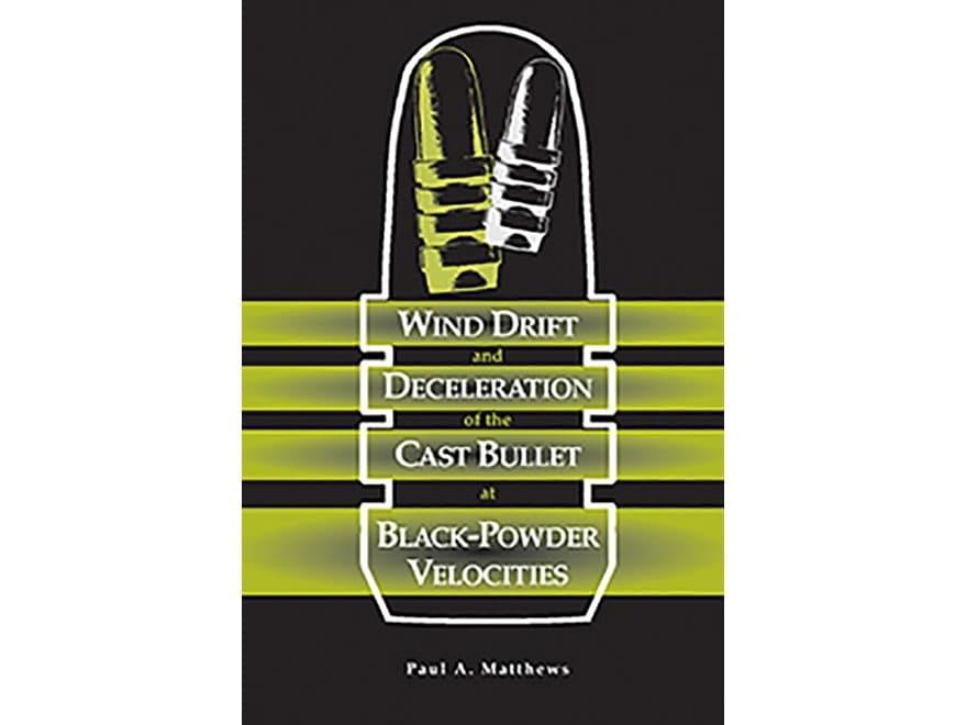 """""""Wind Drift and Deceleration"""" Book by Paul A. Mathews"""