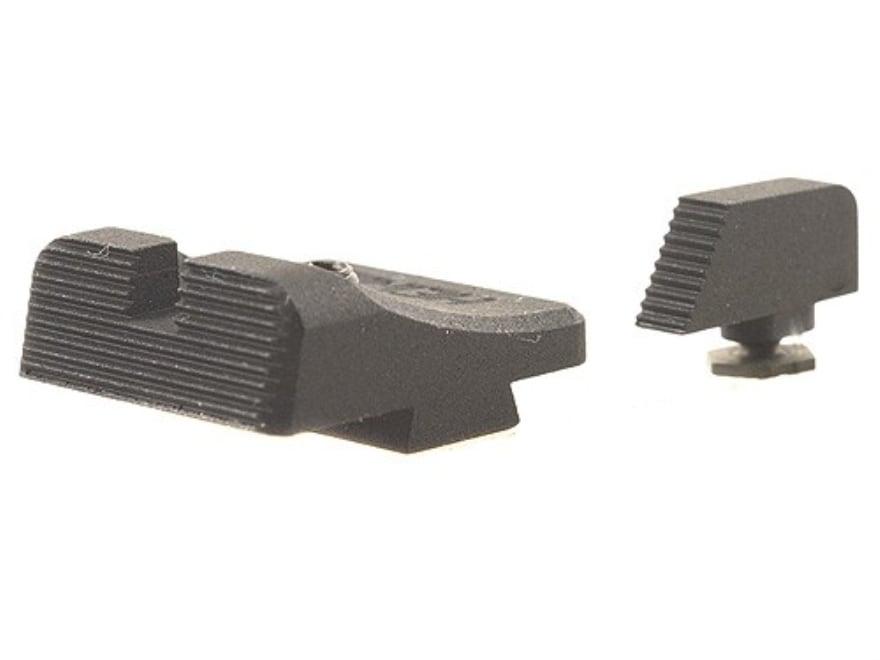 Heinie SlantPro Sight Set Glock 36 Steel Blue