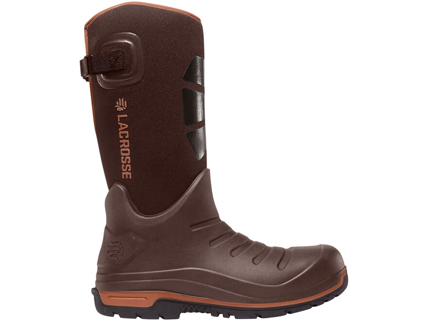 "LaCrosse Aero Insulated 14"" 600 Gram Waterproof Insulated Boots Neoprene Men's"