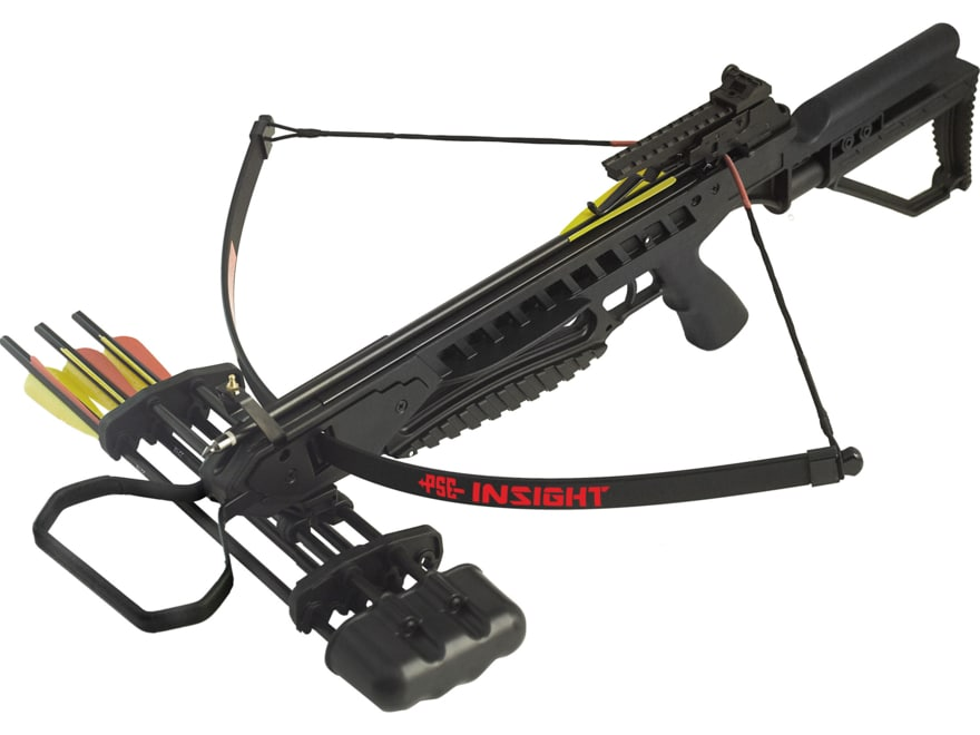 PSE Insight Crossbow Package Black