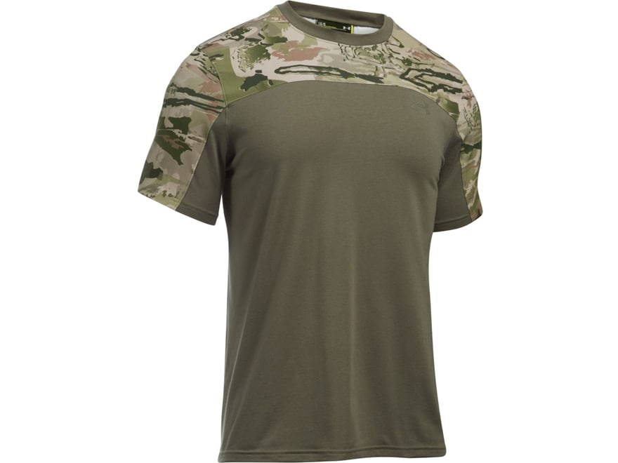 Under Armour Men's UA Tac Combat T-Shirt Short Sleeve Polyester