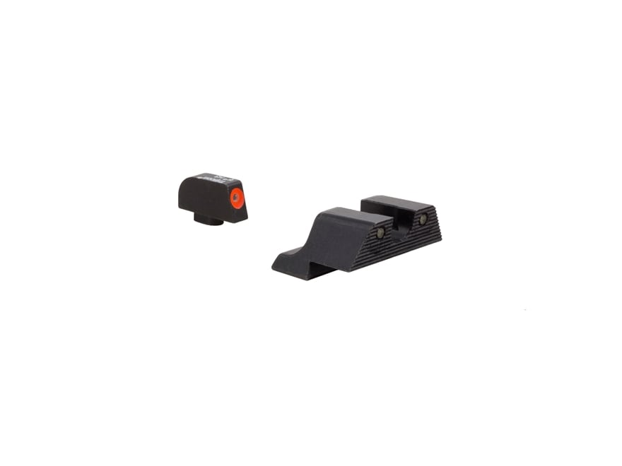 Trijicon HD XR Night Sight Set Smith & Wesson M&P, SD9 VE, SD40 VE Steel Matte 3-Dot Tr...