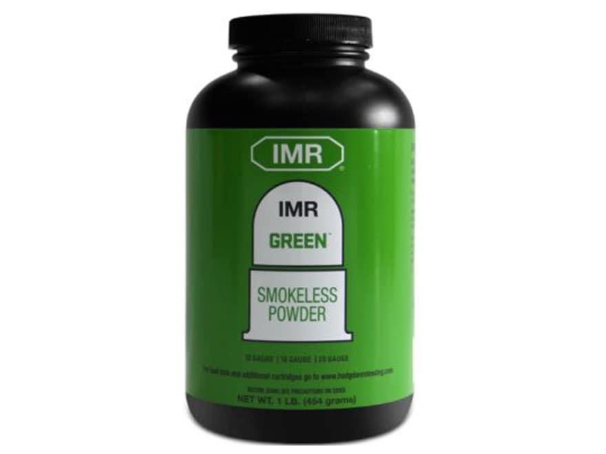 IMR Green Reloading Powder