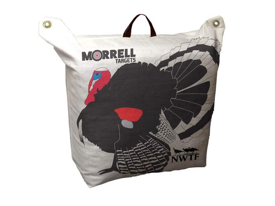 Morrell NWTF Turkey Field Point Bag Archery Target