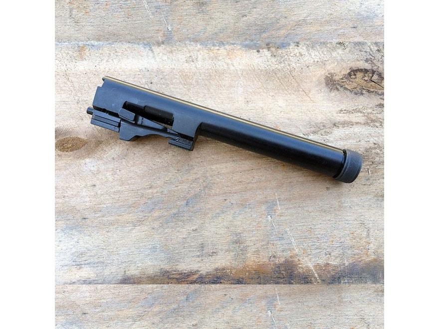 """Gemtech Barrel Assembly Beretta 92 9mm Luger 1/2""""-28 Thread Steel Matte"""