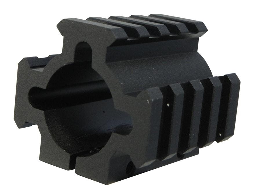 TacStar Tactical Shotgun Rail Short Aluminum Black