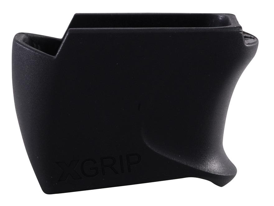 X-Grip Magazine Adapter Glock 17, 22 Magazine to fit Glock 26, 27 Polymer Black